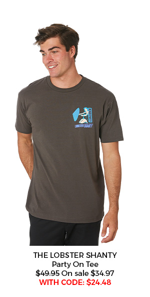 The Lobster Shanty Party On Tee