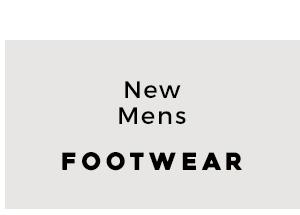 New Mens Footwear