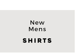 New Mens Shirts