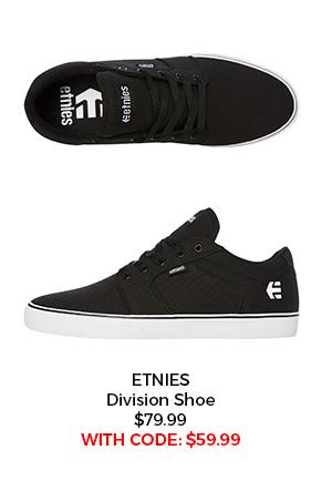Etnies Division Shoe