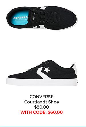 Converse Coutlandt Shoe