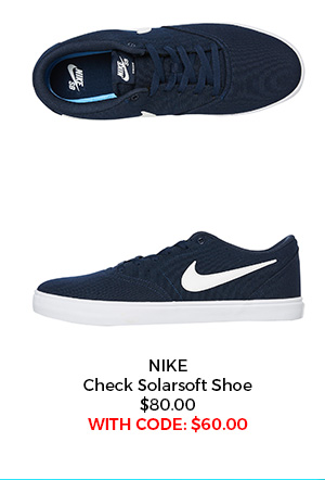 Nike Check Solarsoft Shoe