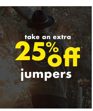 25 percent off jackets
