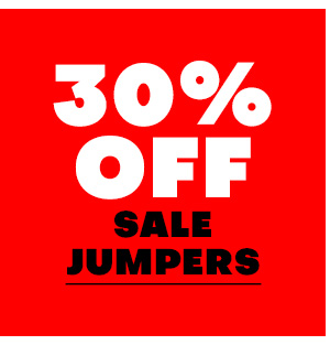 30% off sale Jumpers