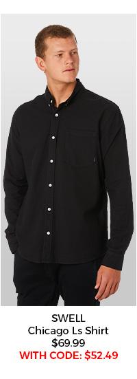 SWELL Chicago Shirt