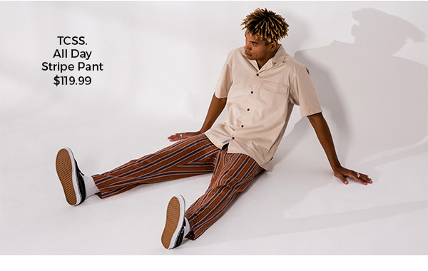 TCSS All Day Stripe Pant