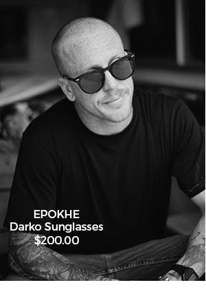 Epokhe Darko Sunglasses