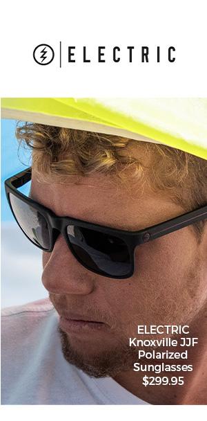 Electric Knoxville JJF Polarized Sunglasses
