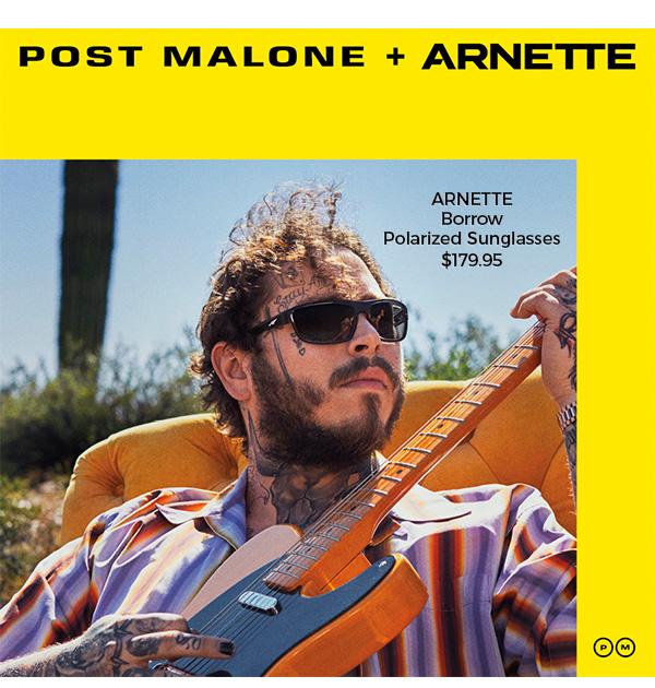 Arnette Borrow Polarized Sunglasses