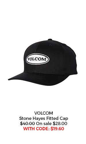 Volcom Stone Hayes Fitted Cap