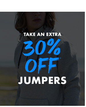 Take an extra 30 percent off Jumpers