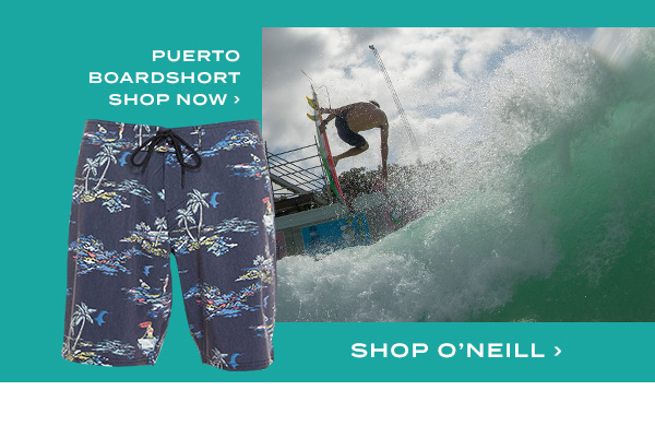 Puerto Boardshort. Shop O'Neill