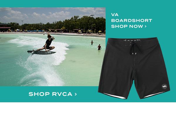 VA Boardshort. Shop RVCA