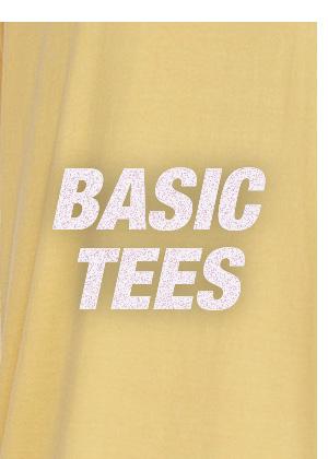 Basic Tees
