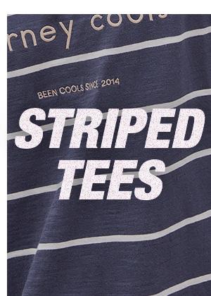 Striped Tees