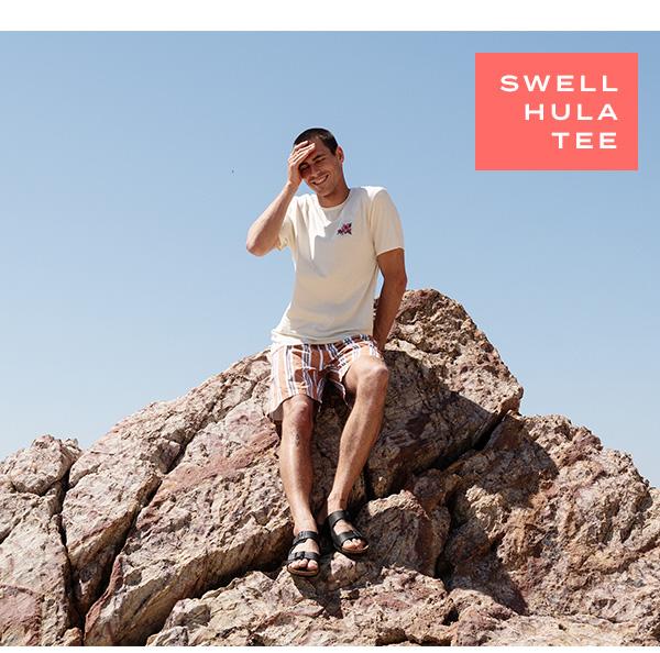 SWELL Hula Tee