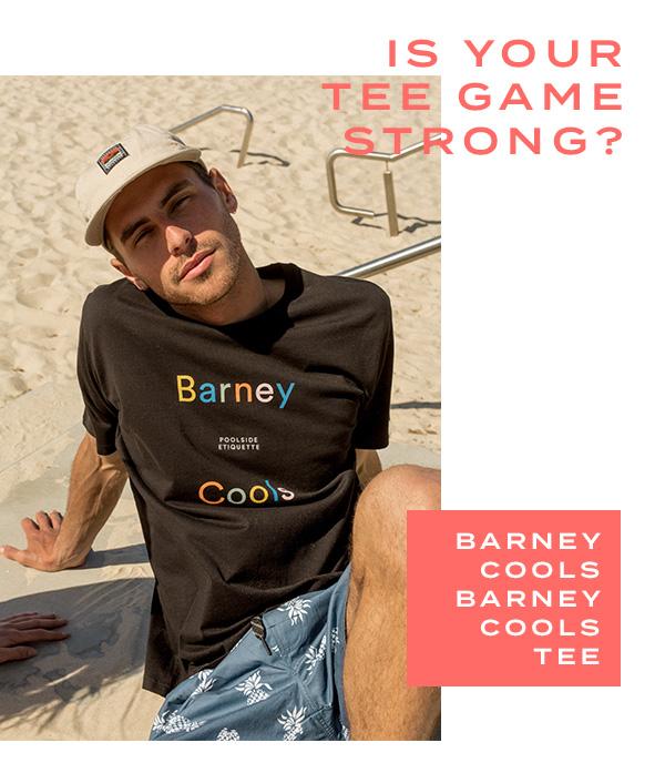 Barney Cools Barney Cools Tee