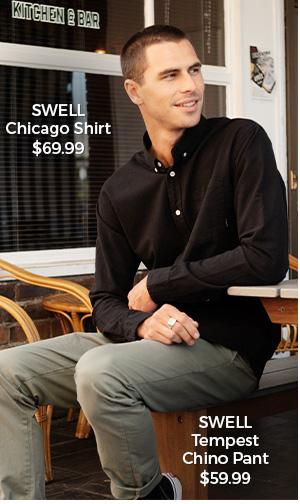 SWELL Chicago Shirt & Tempest Chino