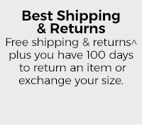 Best Shipping & Returns