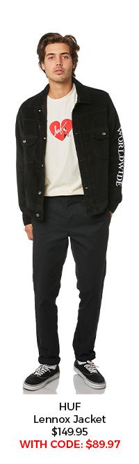 HUF Lennox Jacket