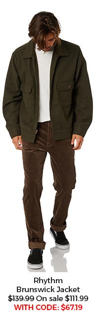 Rhythm Brunswick Jacket
