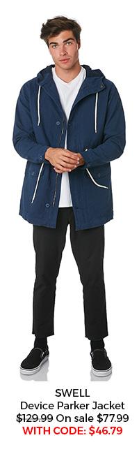 SWELL Device Jacket