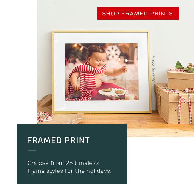 Framed Print Graphic