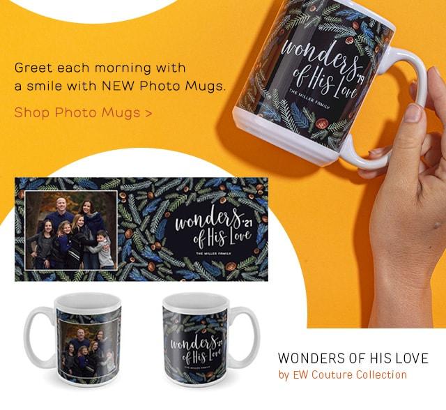 Photo Mugs Graphic