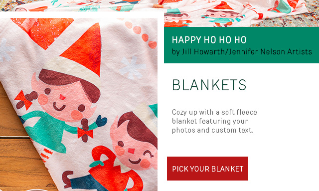 Blankets Graphic