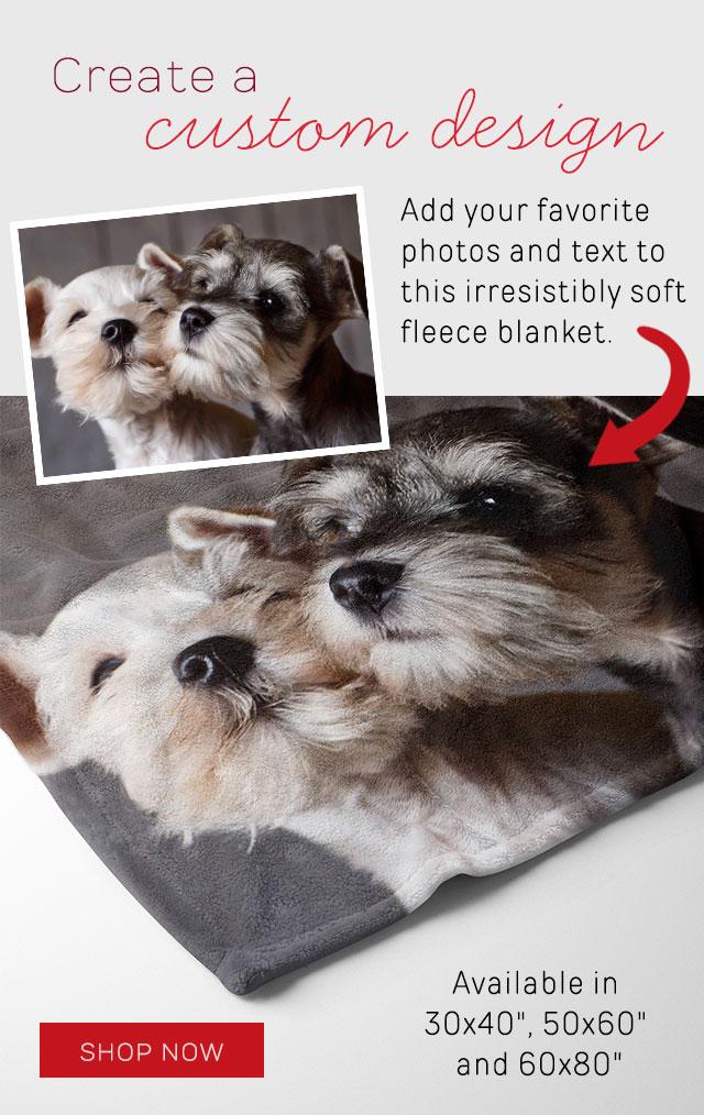 Dog Blanket Graphic