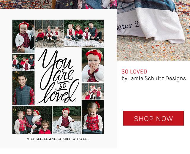 Photo Blanket Graphic