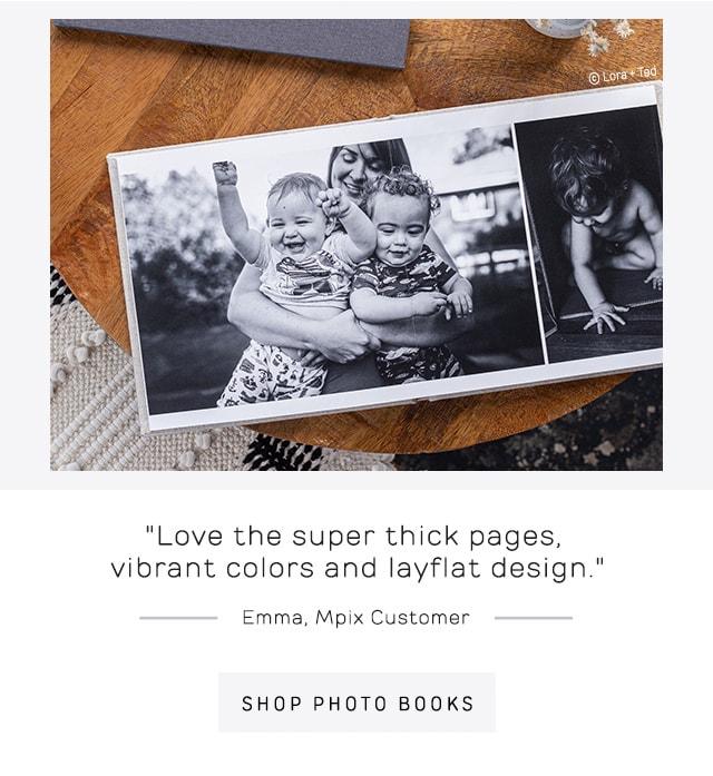 Photo Books Graphic