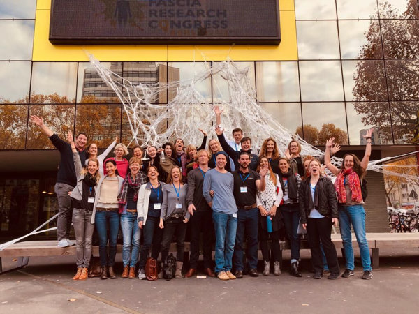Fascia research congress group photo