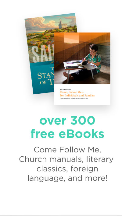 Over 300 free eBooks