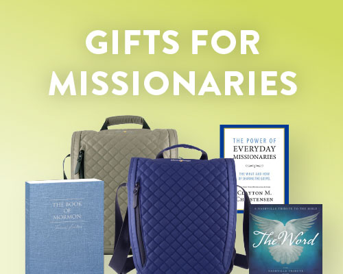 Gifts for Missionaries