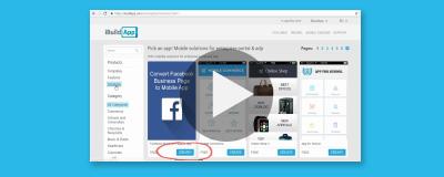 iBuildApp widgets: Part 1