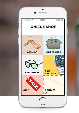 Shopping Carts for Mobile Commerce