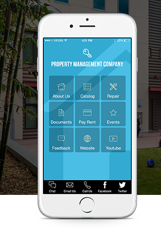 Apps for Property Management companies