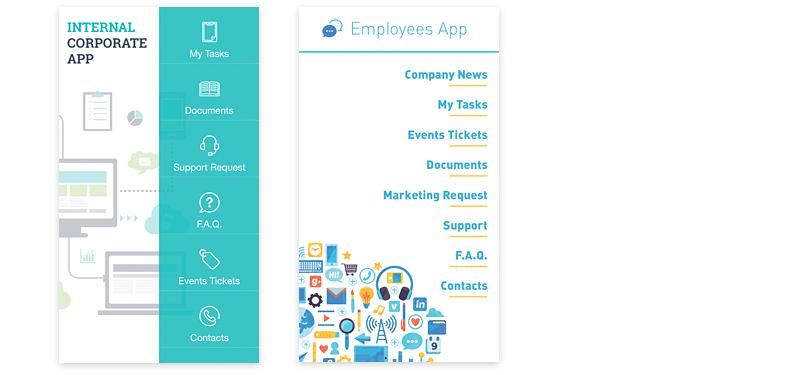 Internal Corporate Apps