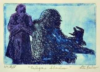 Jerry  Di Falco - shadow of caligari, 2018