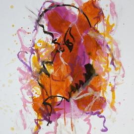 Johann Van Den Noort - abstract 19144, 2019