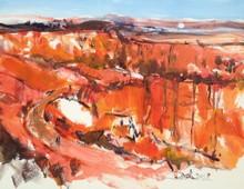 Daniel Clarke - bryce canyon vista, 2019