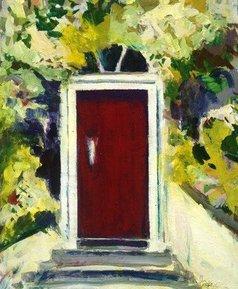 Daniel Clarke - the door in the wall, 2019