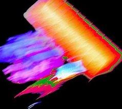 C. A. Hoffman - orange ufo flight, 2019