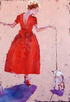 Igor Shulman - glamorous walks, 2020