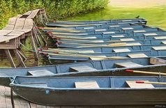 David Larkins - tahquamenon boat rental, 2020