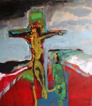 Paulo Medina - crucifixion, 2004