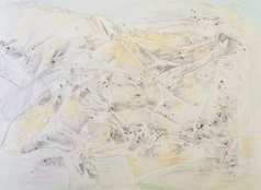 Caren Keyser - softly in the mountains, 2020