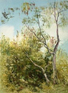 Vladimir Volosov - forest elegy, 2019