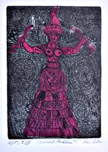 Jerry  Di Falco - snake goddess one, 2020